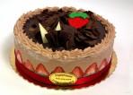Chocolate Strawberry Velvet