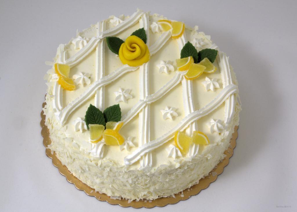 Cake Menu Lighthouse Cake Company